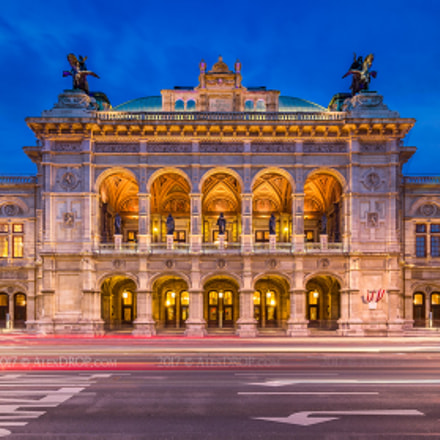 Staatsoper welcomes you in Vienna