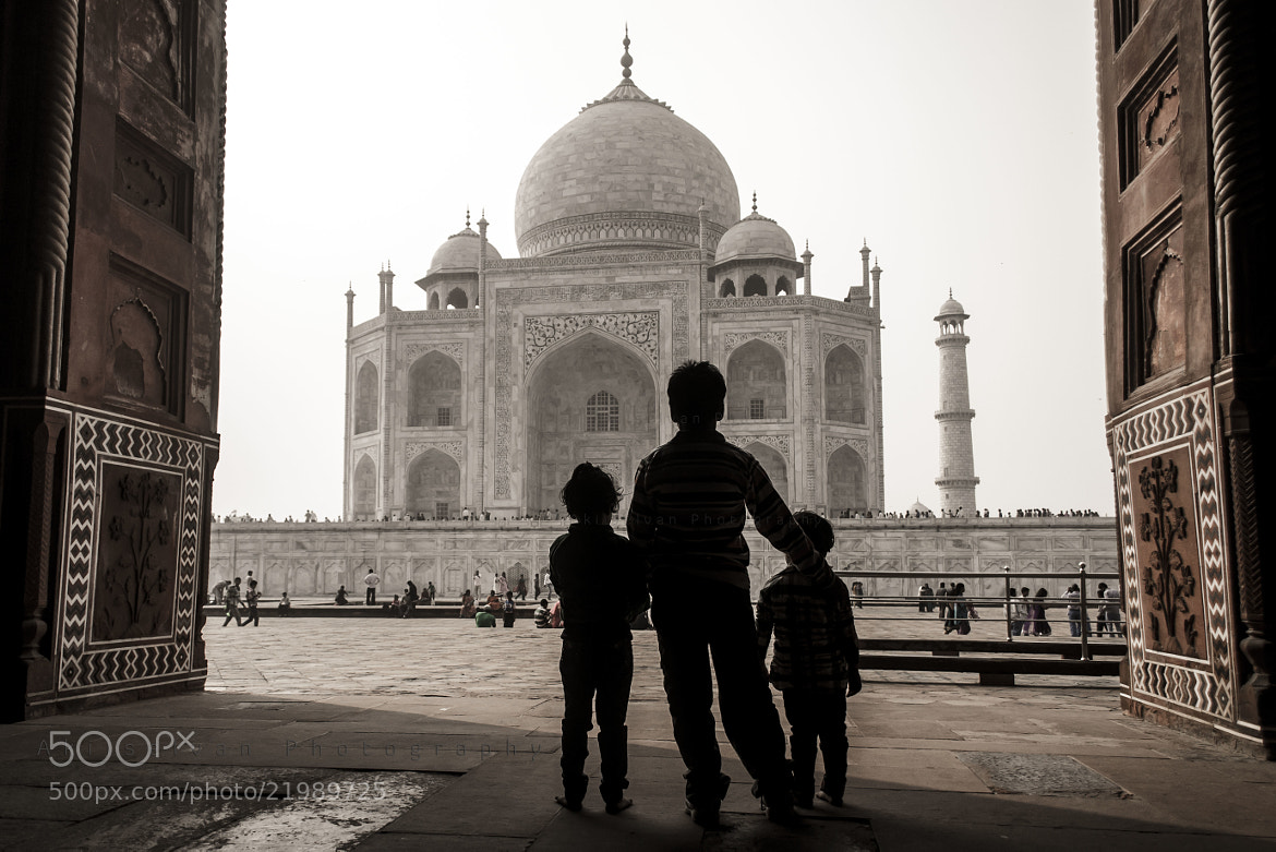 Photograph Awesomatic Taj by Akilan Ramalingam Thamaraiselvan on 500px