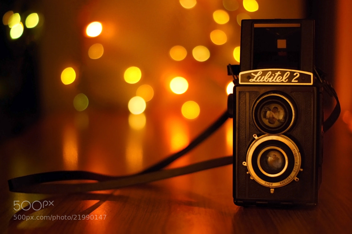 Photograph Lubitel-2 ♥♥  Capturing moments since 1955 .. by Jeewan Kanika on 500px