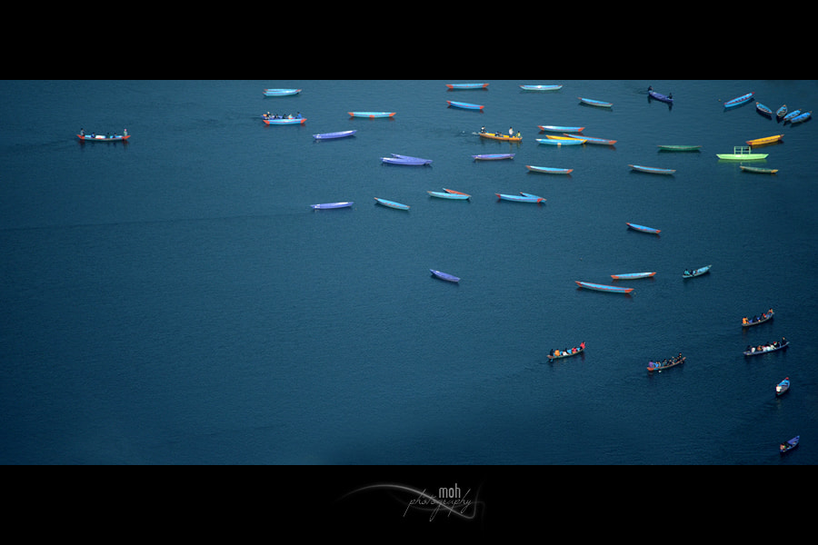 Photograph 47 boats by Mohan Duwal on 500px