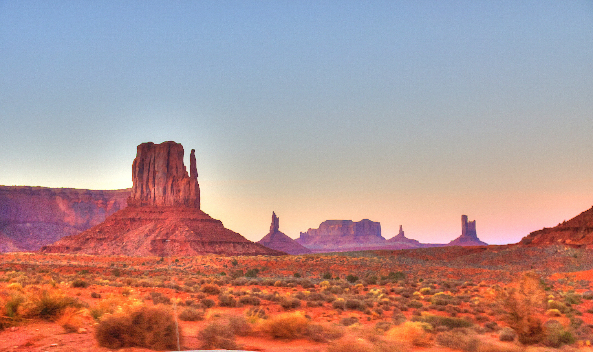 Photograph Monument Valley Sunset by Rishi Ranjan on 500px