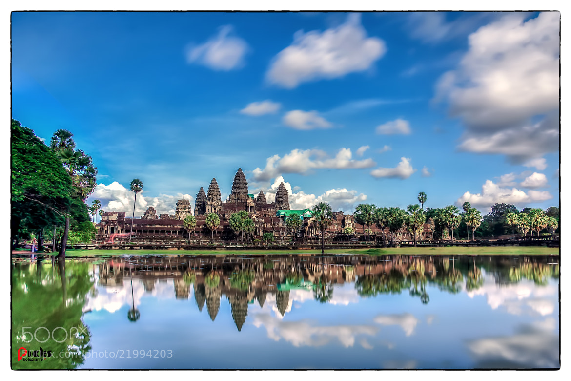 Photograph Angkor Wat Temple  by Pheara Ma on 500px