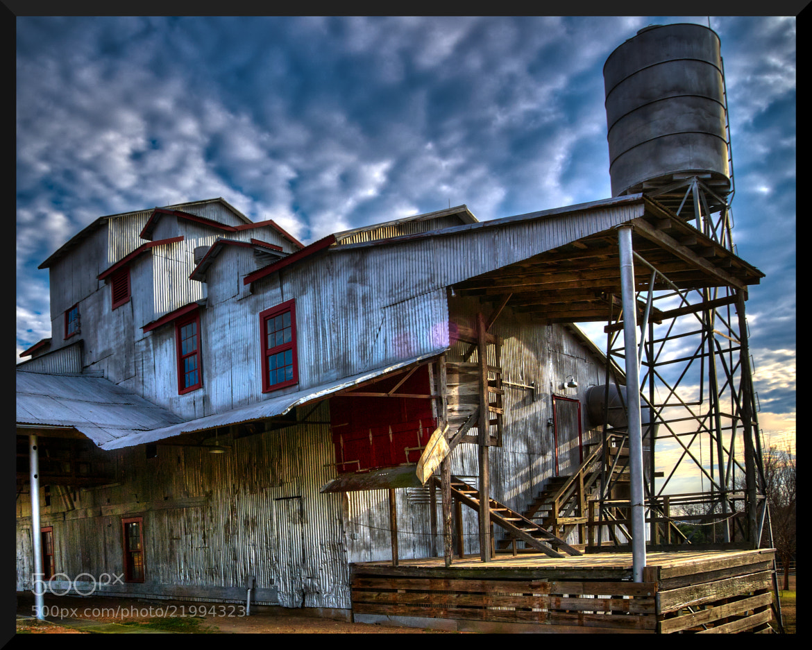 Photograph Cotton Gin by Dave Gillenwater on 500px