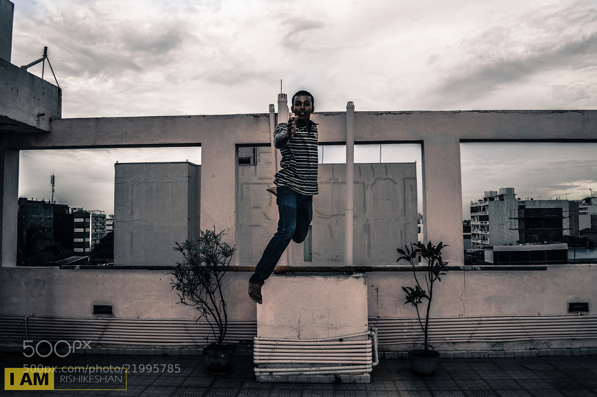 Photograph I am Flying  by Rishikeshan Pangushan on 500px