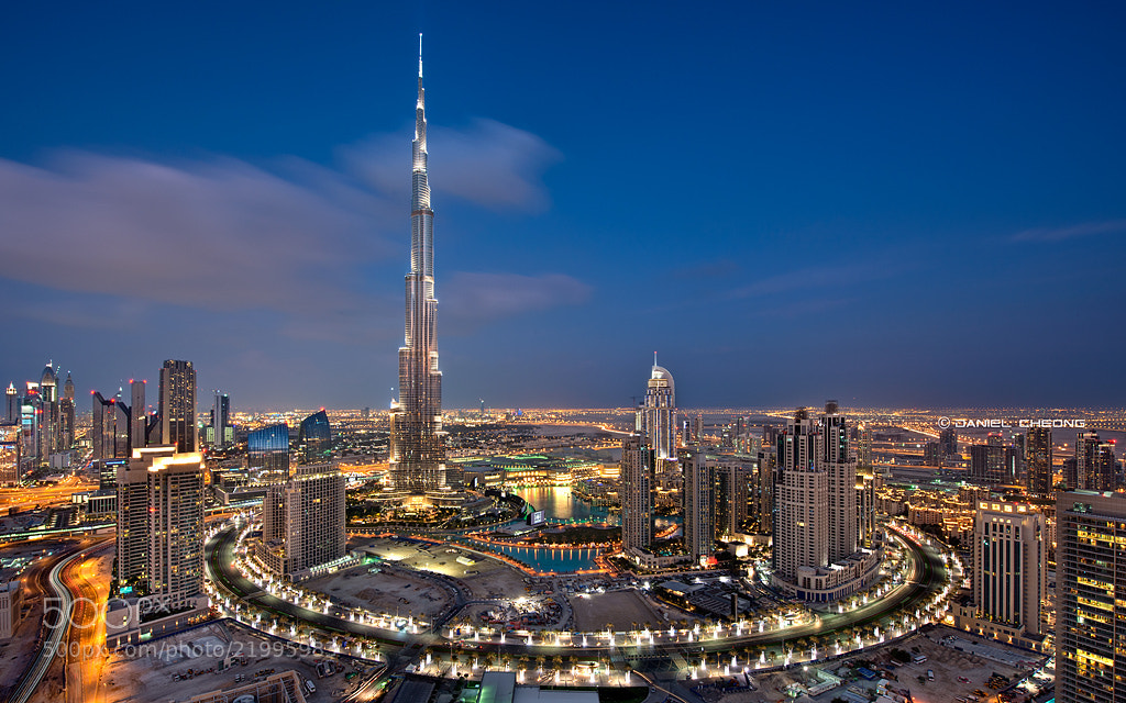 Photograph The Jewel Of Dubai by Daniel Cheong on 500px