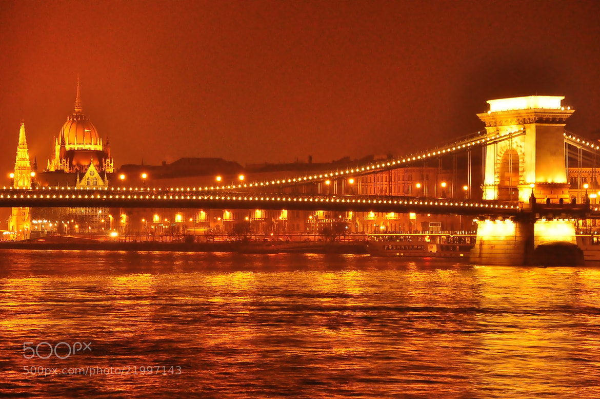 Photograph Happy New Year from Budapest by János Kovács on 500px