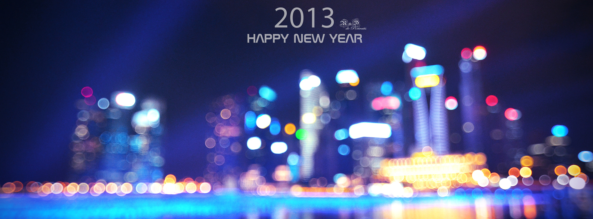 Photograph Happy New Year 2013 by RandyTan RnD.de.Portraits on 500px