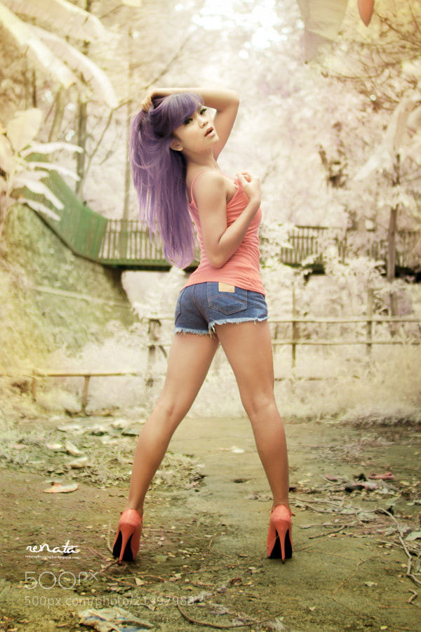 Photograph Dewi #2 by Renata photographie on 500px