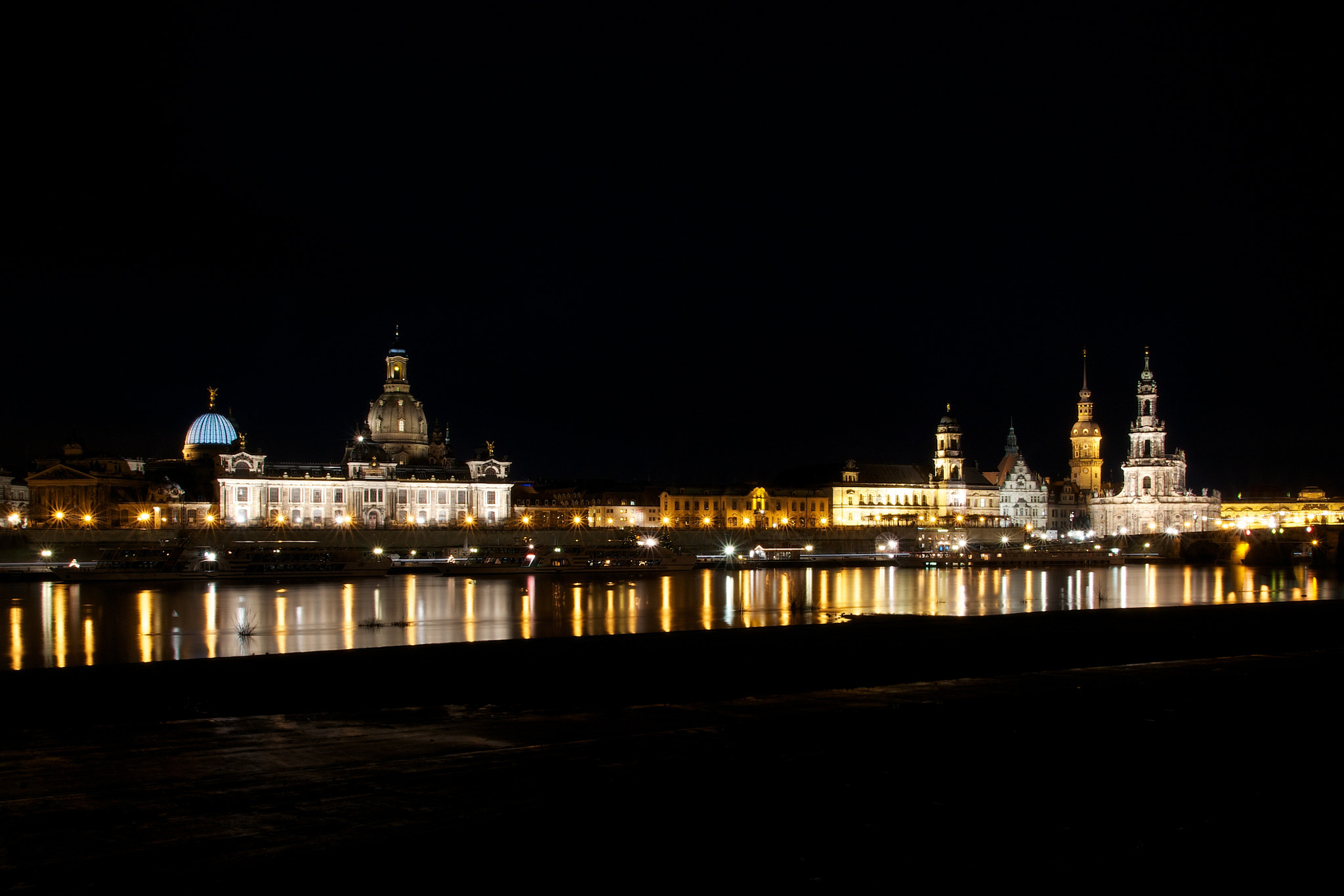 Photograph Dresden Canaletto View by Metatron76 on 500px