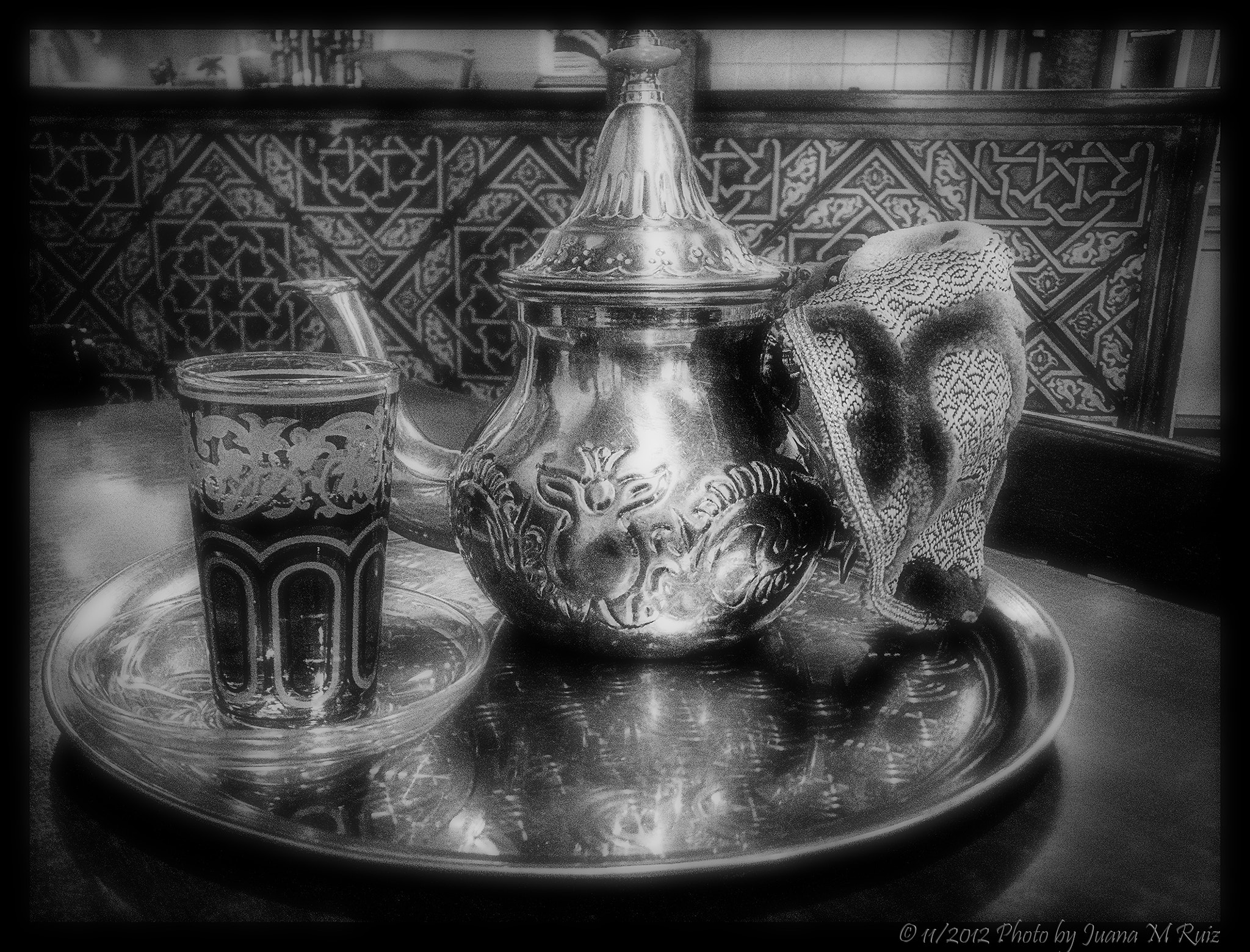 Photograph Mint tea by Juana Maria Ruiz on 500px