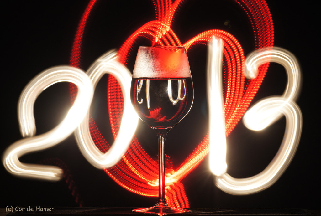 Photograph Happy New Year by Cor de Hamer on 500px
