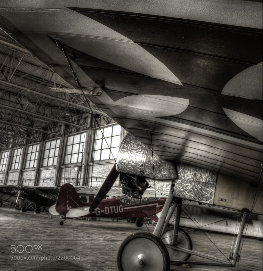 Photograph Plane by Mark Tizard on 500px