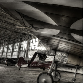 Plane by Mark Tizard (Cutter55)) on 500px.com