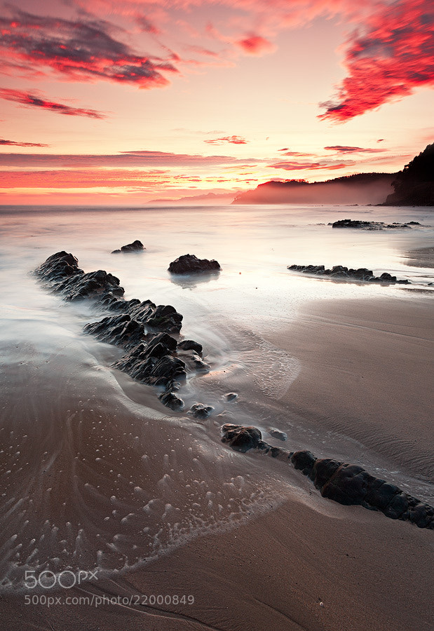 Sunsrise at Asturias by Lujó Semeyes (Lujo)) on 500px.com