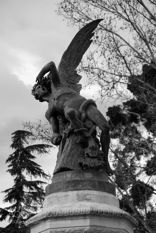 Photograph Fallen Angel by Felipe Carrasquilla on 500px