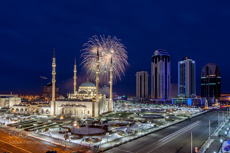 Photograph Chechnya. Grozny-2012 by Rasul Yarichev on 500px