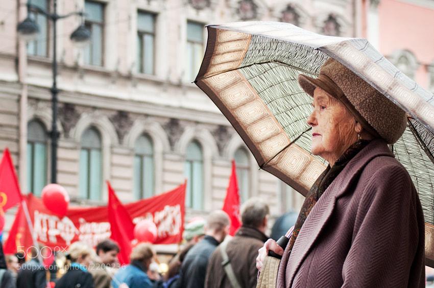 Photograph Umbrella by Roman Evgenev on 500px