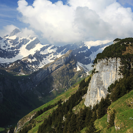 Appenzell - Ebenalp - Seealpsee