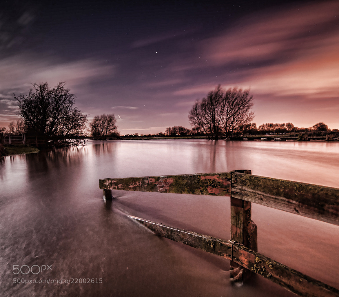 Photograph Night meets day by WilsonAxpe /  Scott Wilson on 500px