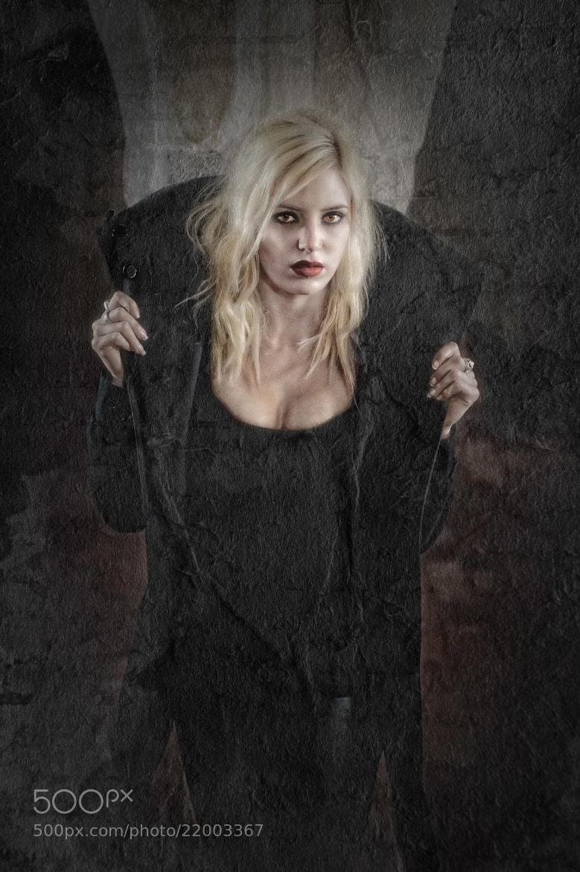 Photograph Vampire by Börje Ensgård on 500px