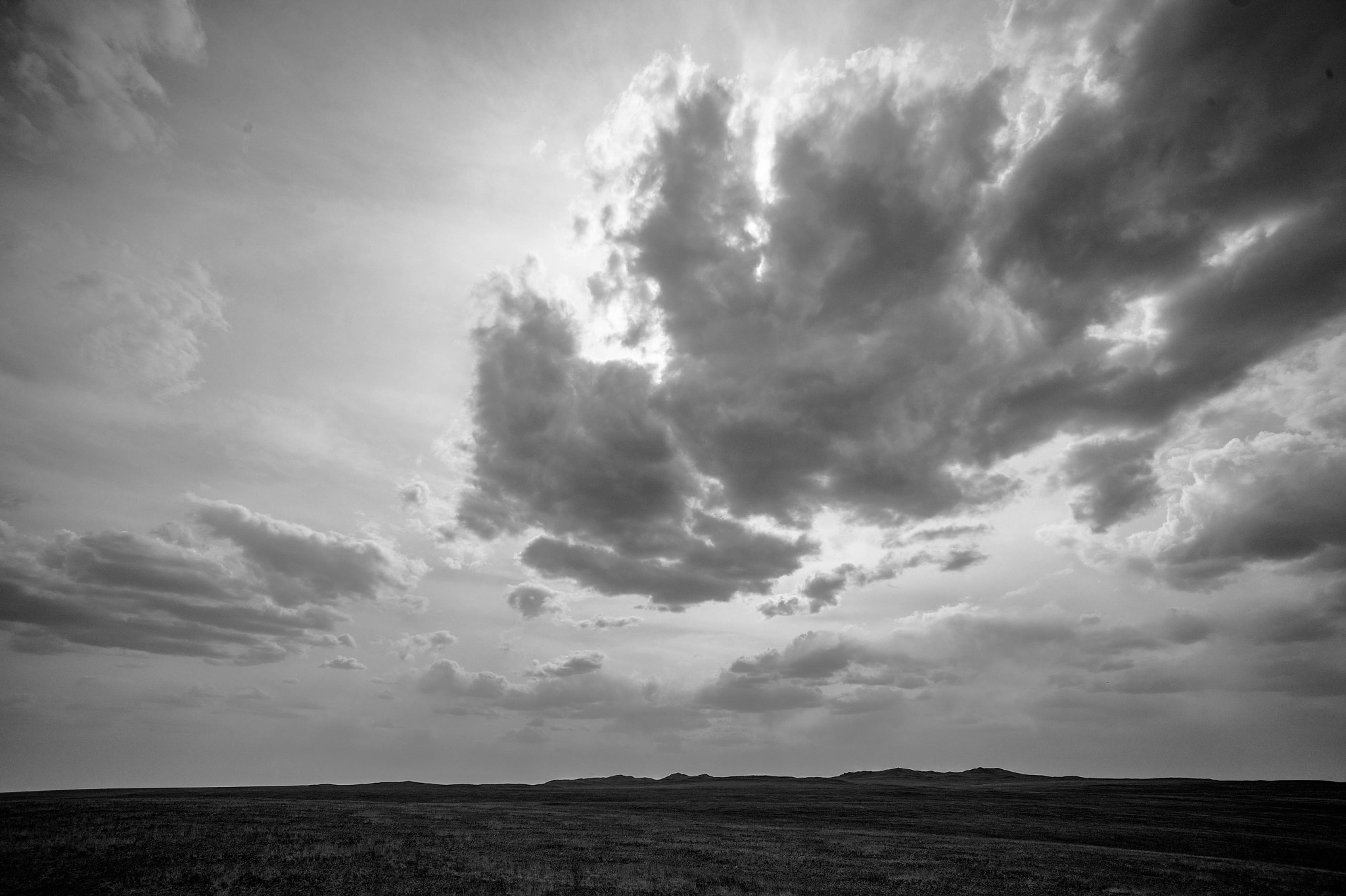 Photograph Clouds by Tem Erdenebat on 500px