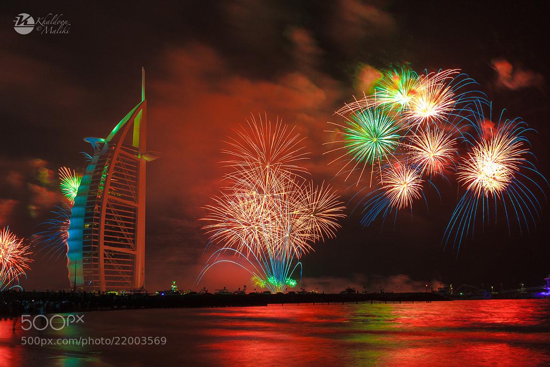 Photograph City of Night Rainbows... by Khaldoon Maliki on 500px