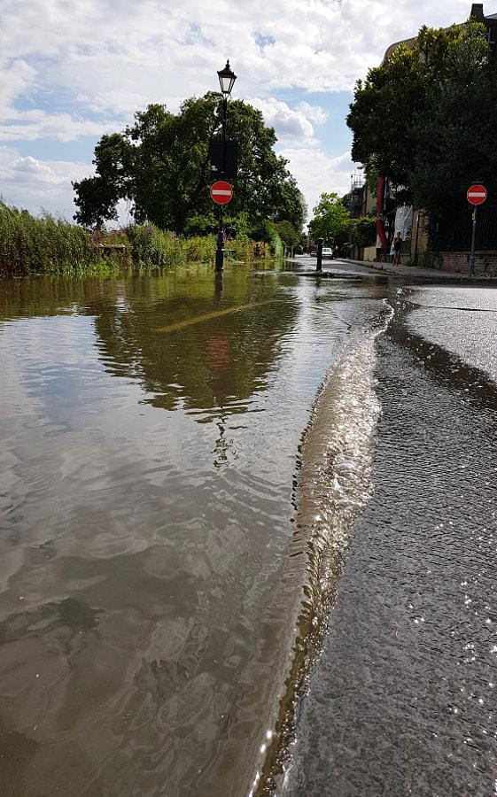 Flood, London by Sandra on 500px.com