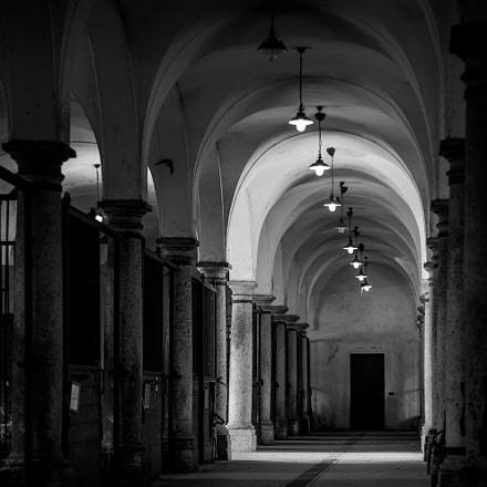 Stable, Schloss Hof