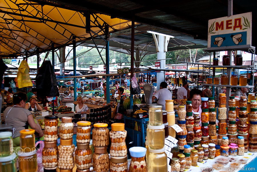 Photograph Колорит Ялтинского рынка by Alex Semenov on 500px