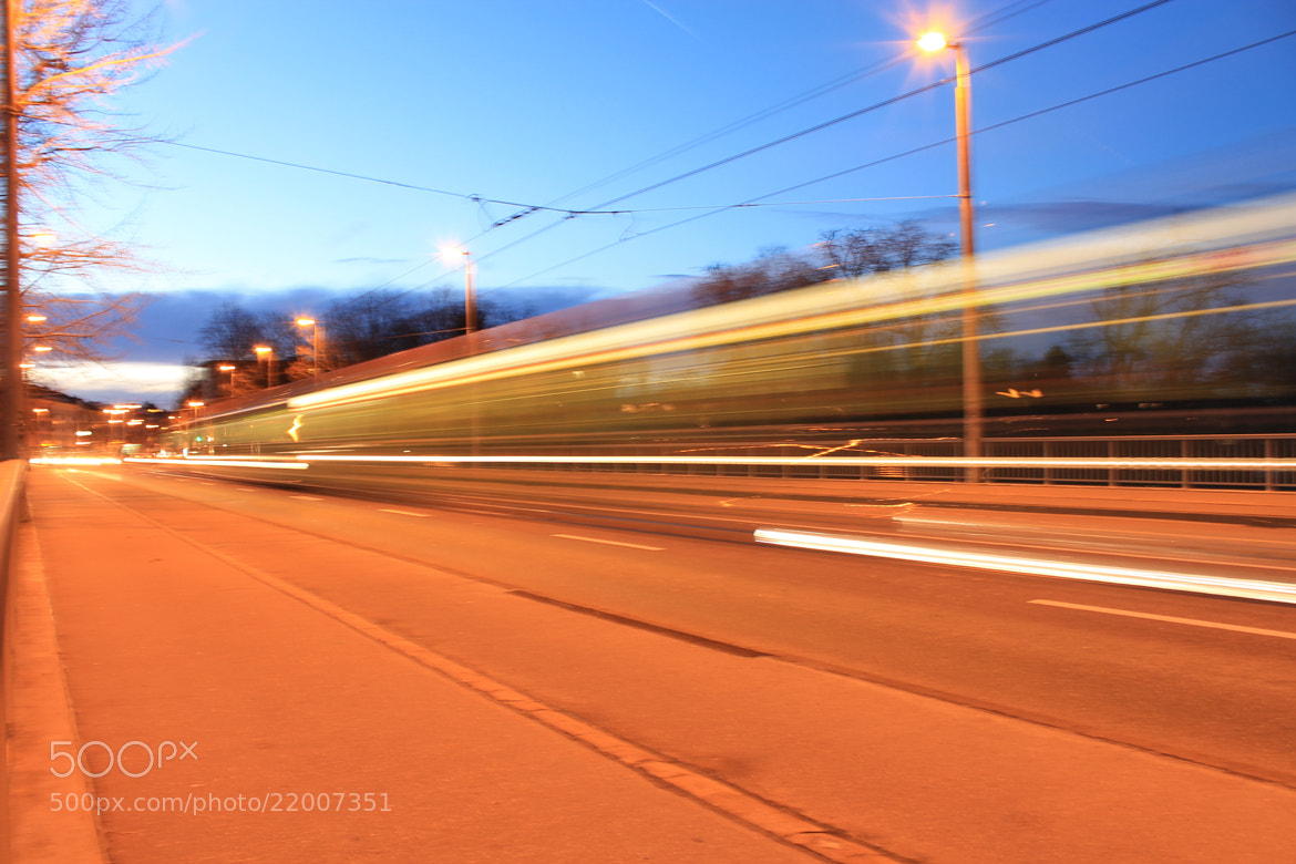 Photograph Speed of Light by Sushant Savant on 500px