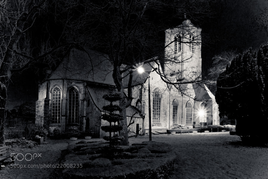 Photograph Church by Christophe Berthe on 500px
