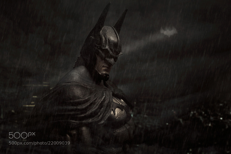 Photograph Batman by Glenn Meling on 500px