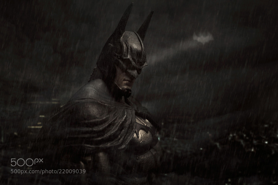 Photograph Batman by Glenn Meling on 500px