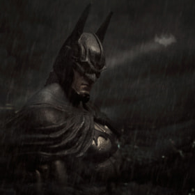 Batman by Glenn Meling (glennmeling)) on 500px.com