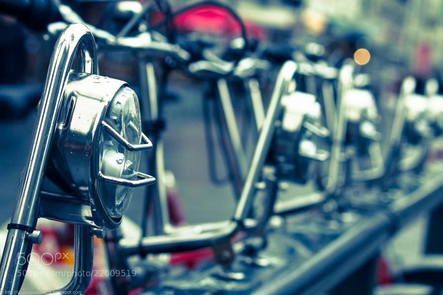 Bicycles by Vivek Pandey (pandeyvivek)) on 500px.com