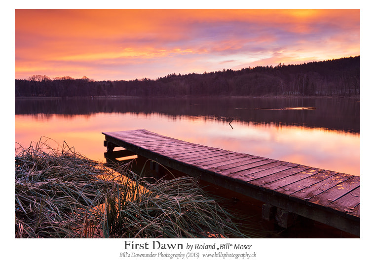 """Photograph First Dawn by Roland """"Bill"""" Moser on 500px"""