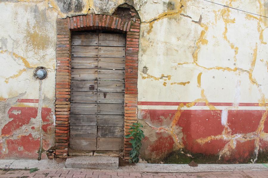 Front door #1 by Félix Urbina on 500px.com