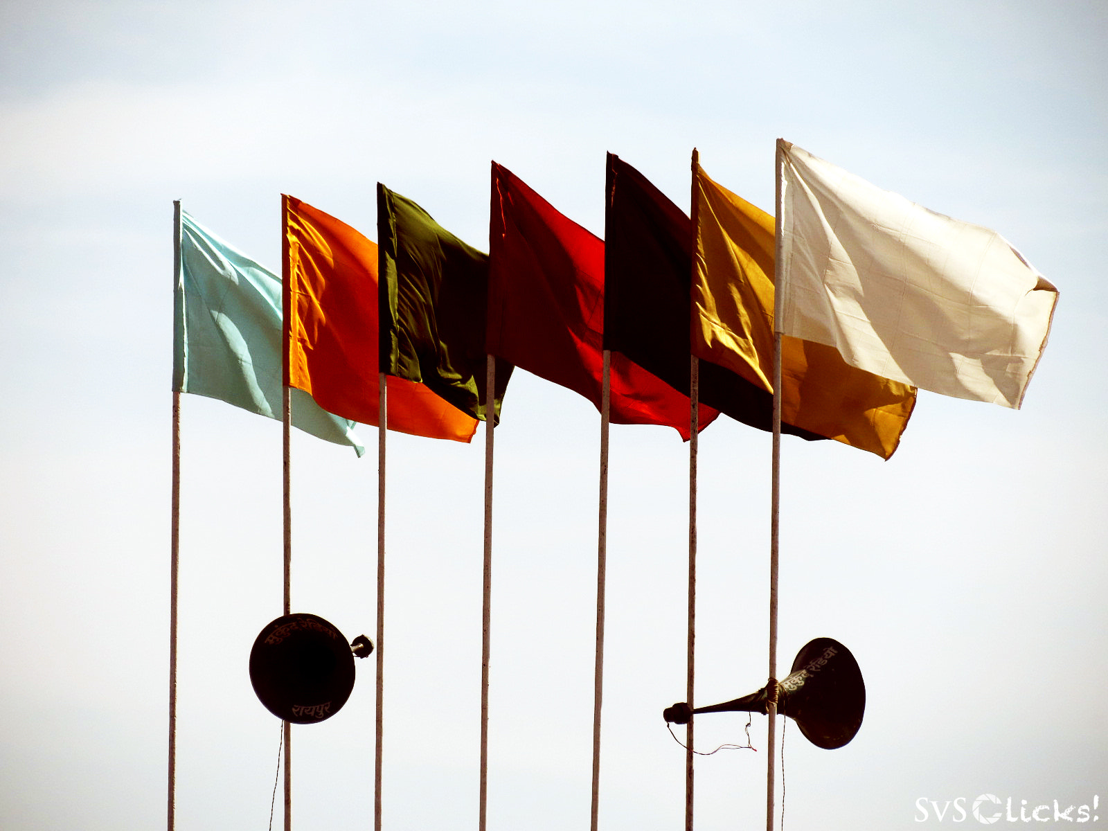 Photograph Wavin Flags by Surendra Vikram Singh on 500px
