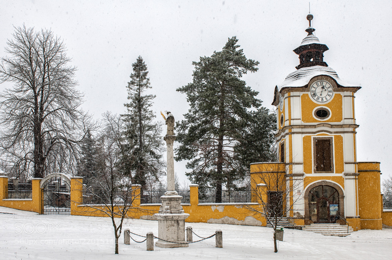 Photograph Snowy Day by Csilla Zelko on 500px