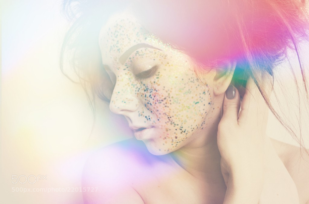 Photograph Rainbow girl by Katy and George on 500px
