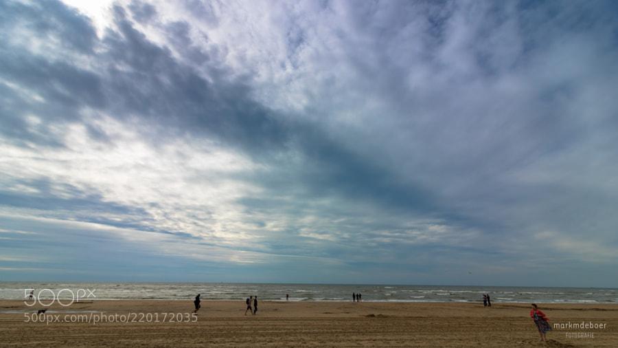 Zee aan Zandvoort