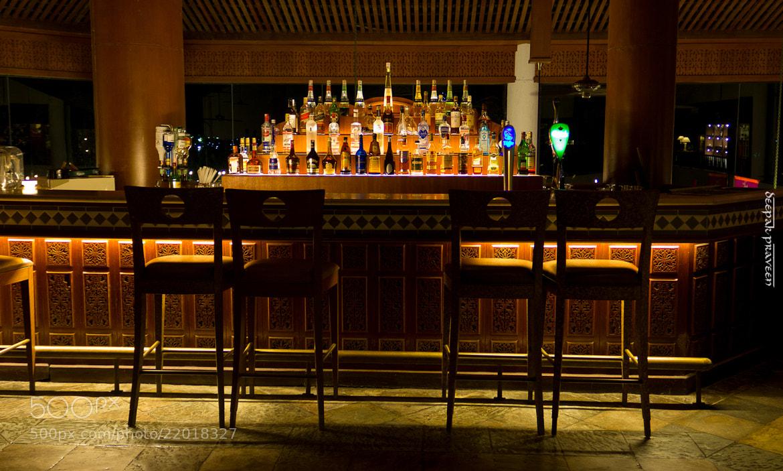 Photograph Da Bar by Deepak Praveen on 500px