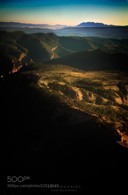 Photograph Montserrat desde la distancia by Andy Quarius on 500px
