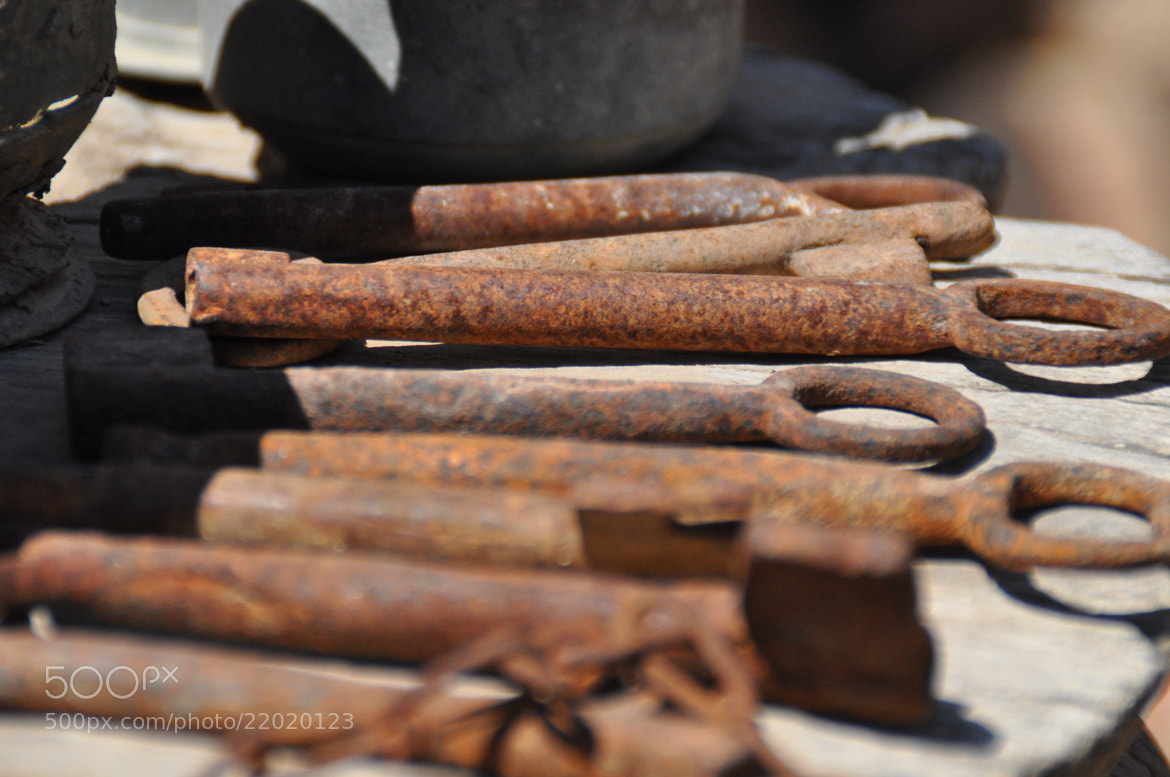 Photograph Old Keys by Nizar GHRIBI on 500px