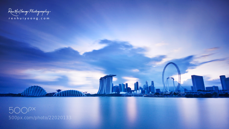 Photograph Bay East by Ren Hui Yoong on 500px