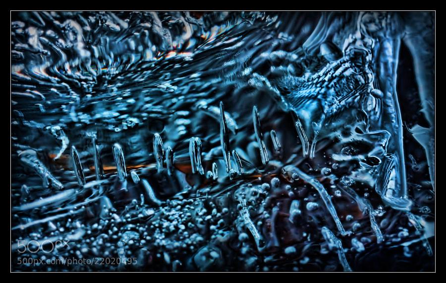 Photograph Ice cave by Jaroslava Melicharová on 500px