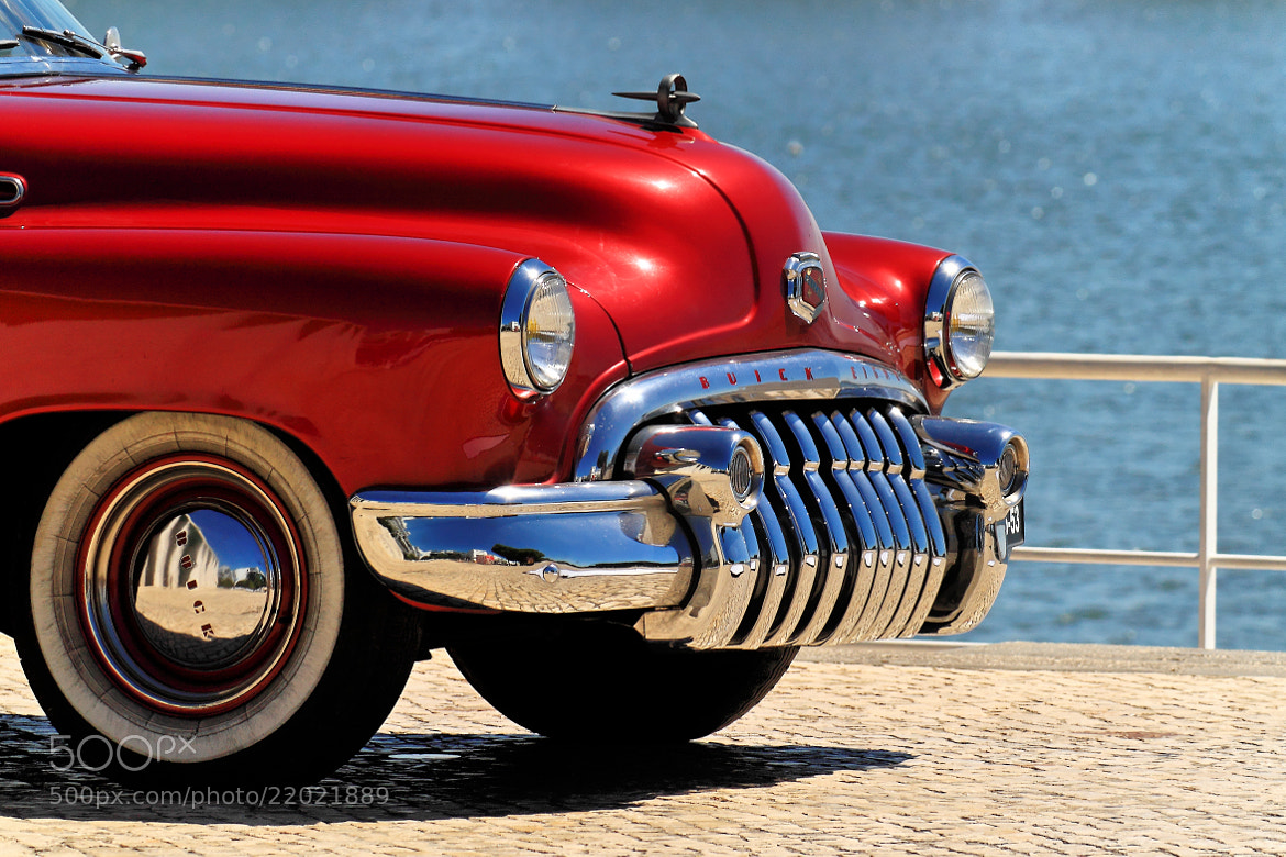 Photograph Buick Super Eight Dynaflow by Miguel Silva on 500px
