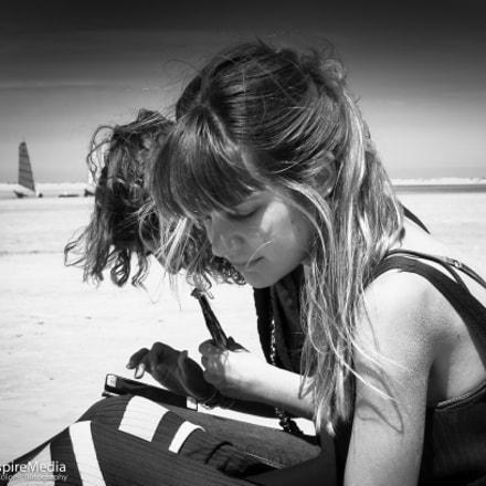 Akke and Yvonne Borkum Beach InspireMedia 2017