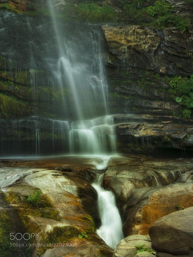 Photograph Su Uctu Waterfall by MURAT FINDIK on 500px