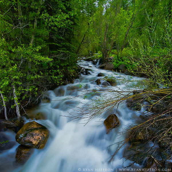 Photograph Cascades by Ryan Heffron on 500px